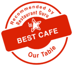 Restaurant Guru - Best Cafe Award